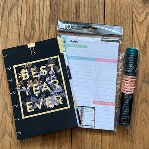 Happy planner mini accessories